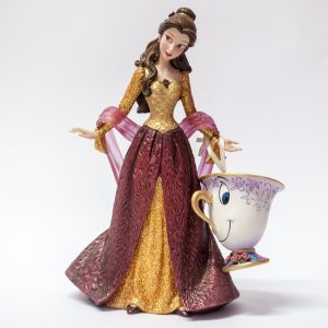 Belle & Zip – Christmas figure
