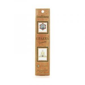 Chackra Incense N°2 – Fiori D'oriente