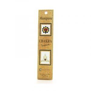 Chackra Incense N°3 – Fiori D'oriente
