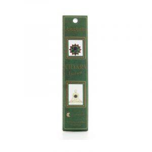 Chackra Incense N°4 – Fiori D'oriente