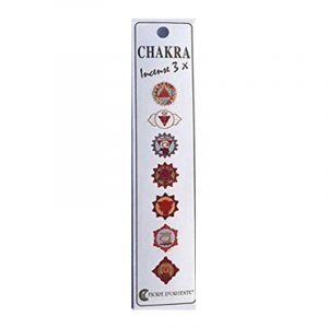 Chackra Incense Mix (x3) – Fiori D'oriente